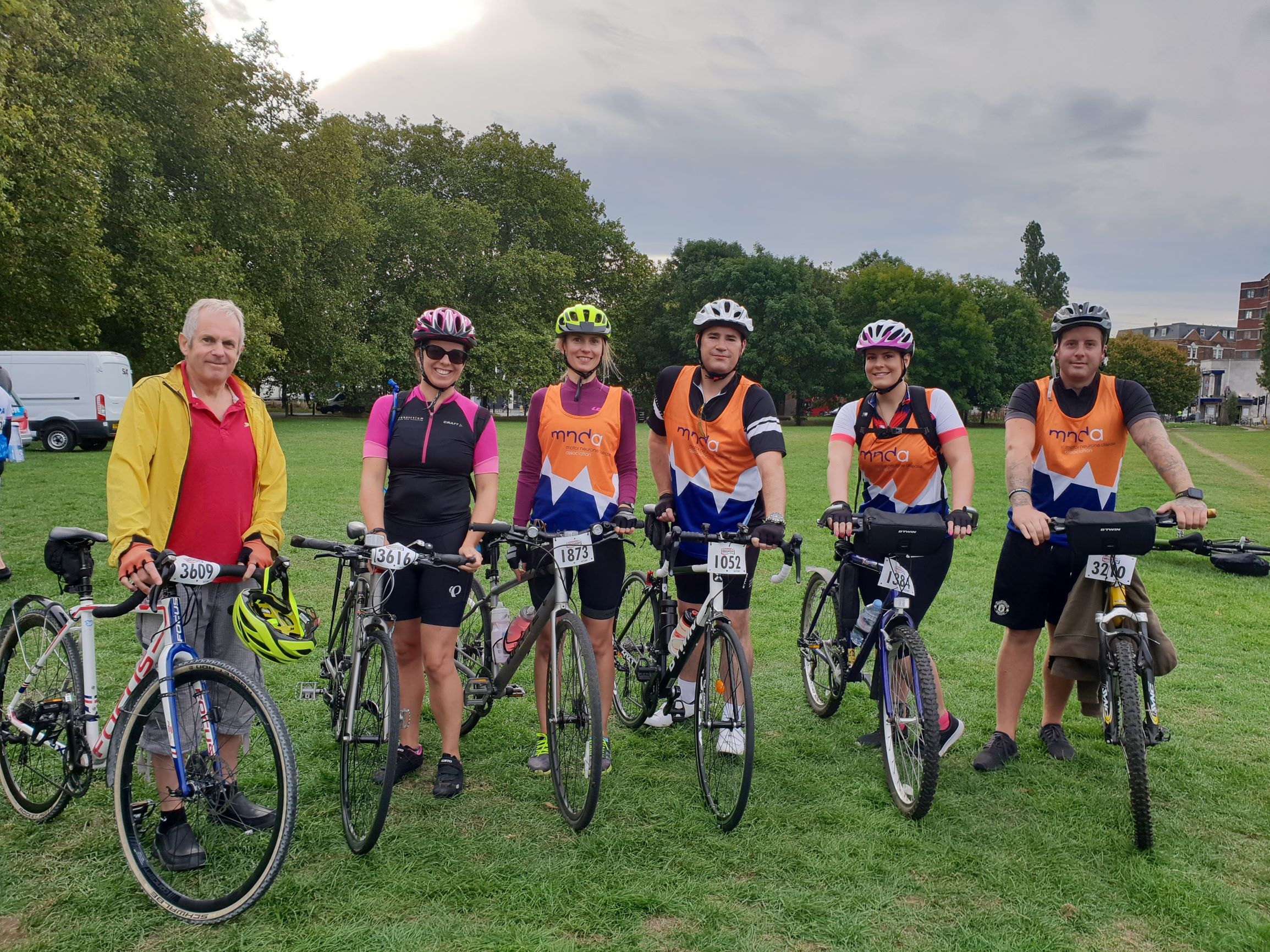 Charity Bike Ride 2018